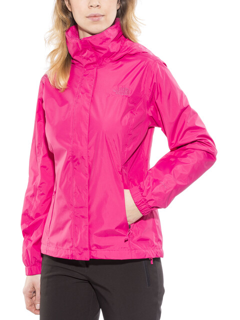 The North Face Resolve 2 Jacket Women Petticoat Pink